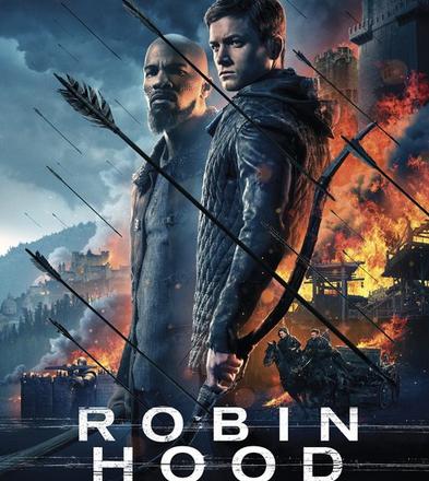 'Robin Hood' filma