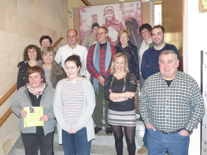 Uxue Arzelus donostiarrak irabazi du 'Karmele Igartua' sorkuntza beka