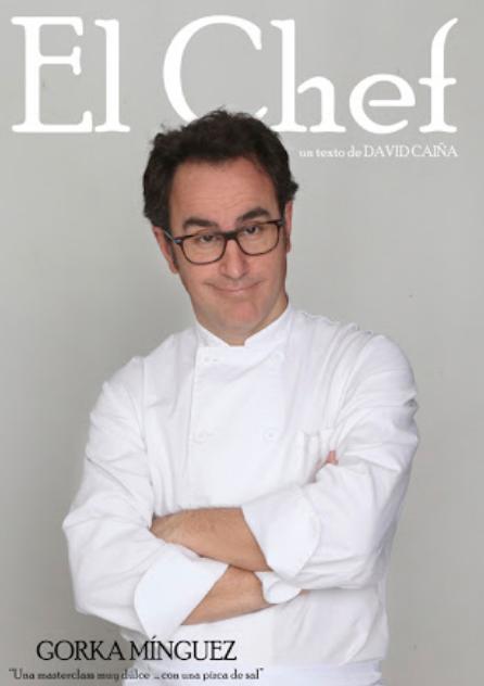 'El chef' bakarrizketa