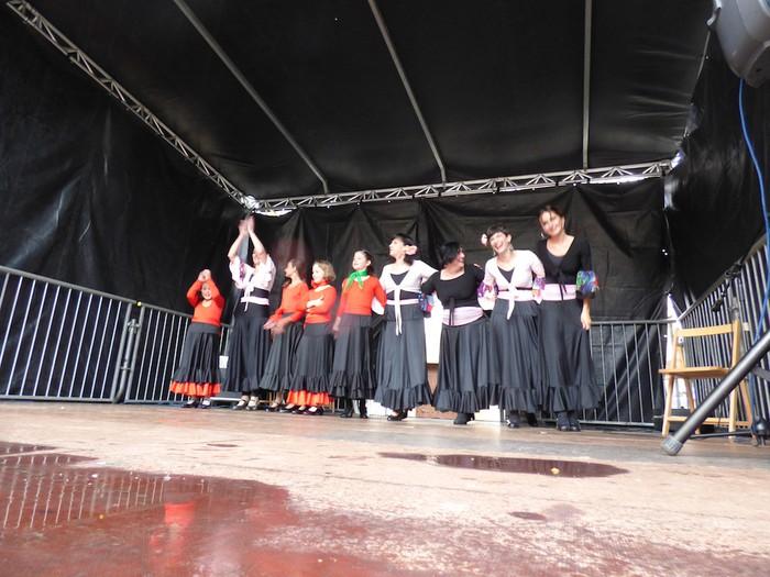 Ikusmina sortu du Maledantza taldeak flamenko erakustaldiarekin - 27