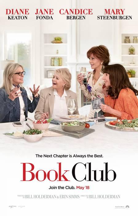 'Book club' filma