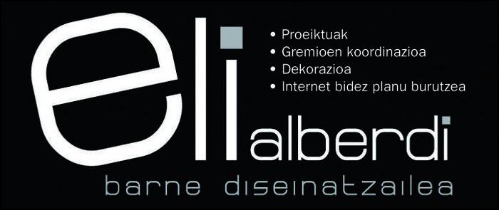 Eli Alberdi Barne Diseinua