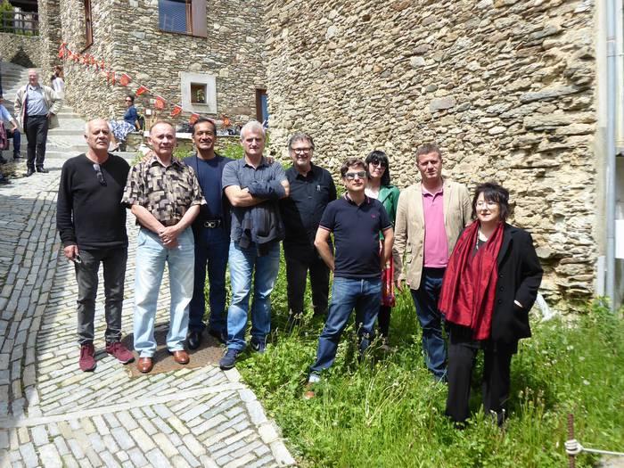 Ostana Zinema Saria jaso du Asier Altunak italiar Okzitanian