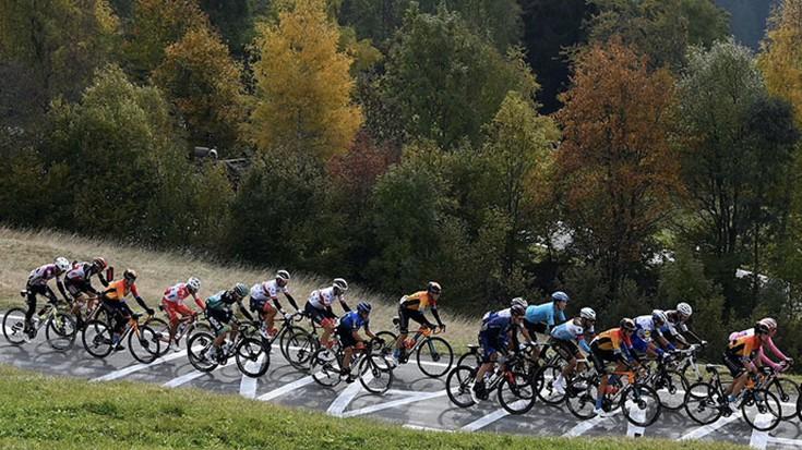 Italiako Giroari jarraipena 2021