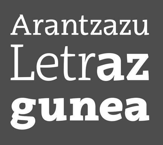 'Letraz' jardunaldiak