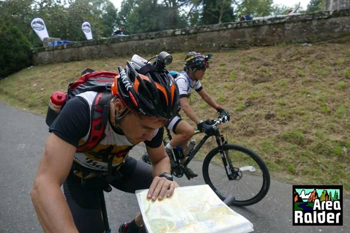Aitor Otamendik 'Basque Expedition Race' lasterketa irabazi du