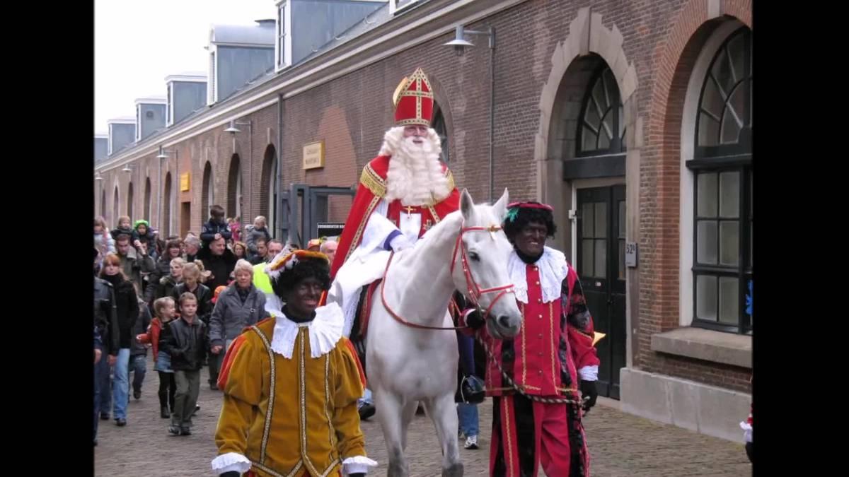 """Txemi Etxebarria: """"Belgikan polemika sortu du 'Sinterklaas'-en laguntzailearen figurak"""""""