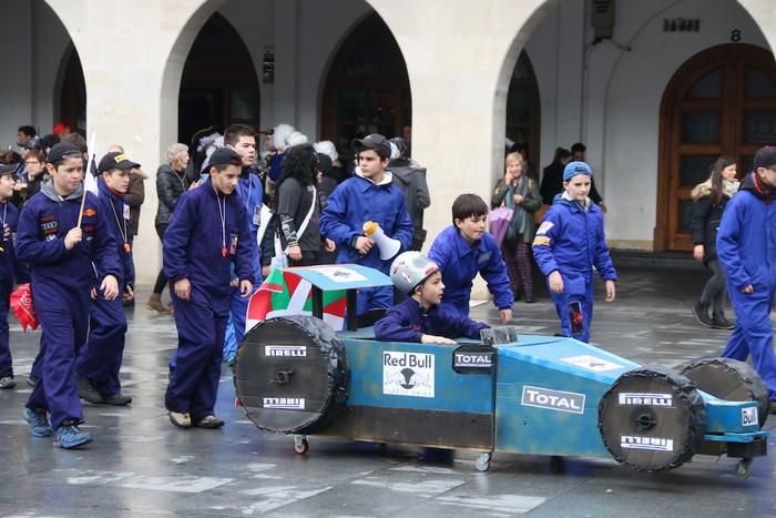 Inauterietako desfilea Aretxabaletan - 99