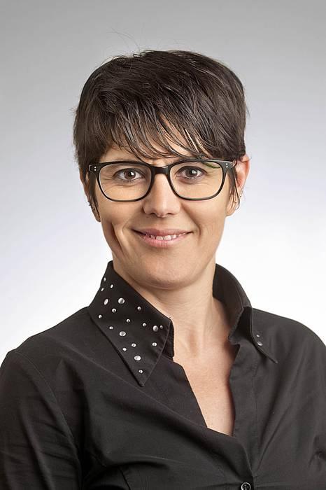 Marijo Deogracias antzuolarra Nafarroako Gobernuaren Hezkuntza Departamentuko kabinete buru