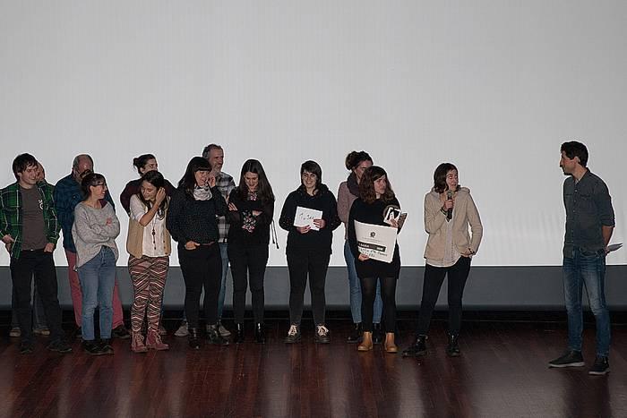 'Eusko woosdtock' lanak irabazi du Oñatiko laburmetrai rallya