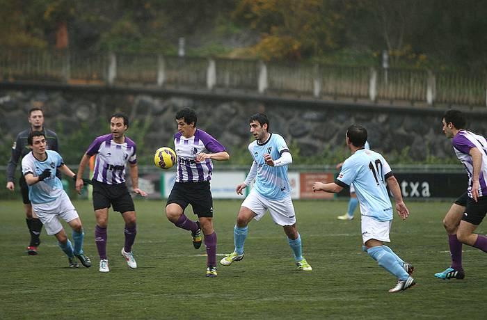 3-0 irabazi dio Mondrak Aretxabaletari; Antzuola ere, garaile