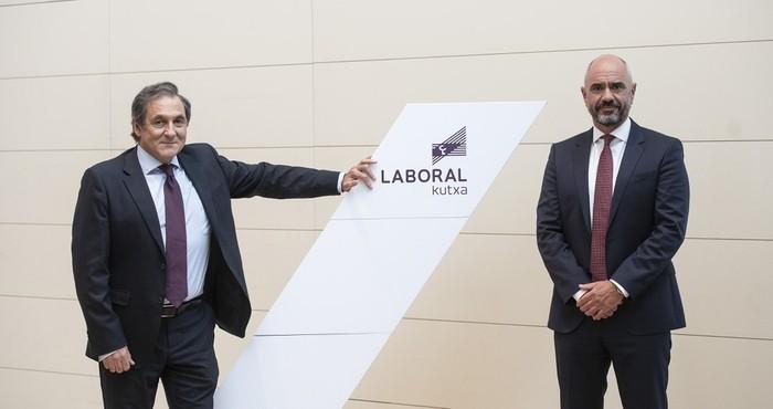 87 milioi euroko irabaziak izan ditu Laboral Kutxak 2020an