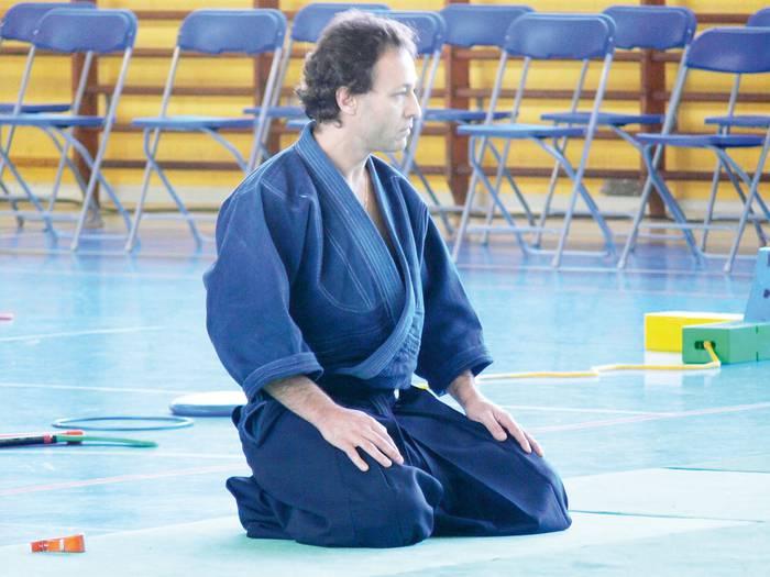 """Jose Manuel Matas: """"Aikidoa bizitza estilo bat da, Japonian kulturaren parte dena"""""""