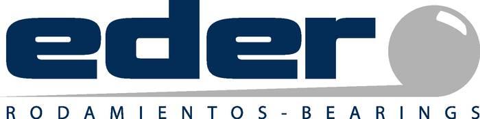 Rodamientos Eder S.L. lantegia logotipoa