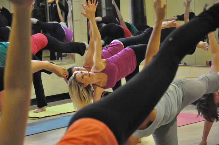 Pilates, Aukearen martxoko eskaintzetako bat