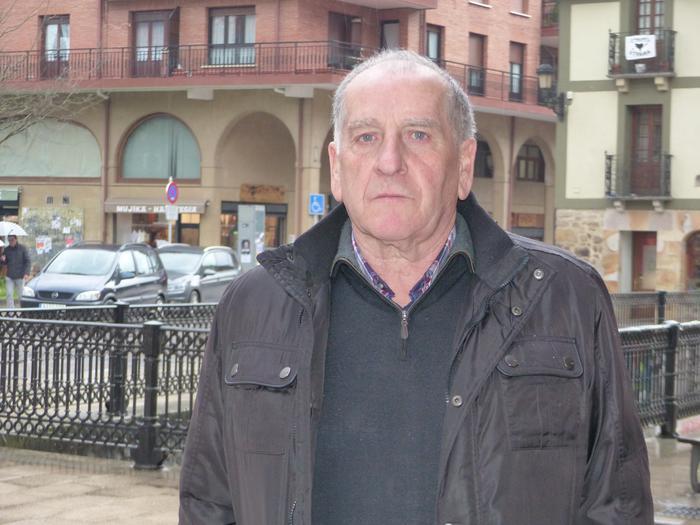 """Jose Inazio Garitano: """"Atleta asko eta onak izan ditugu herrian"""""""