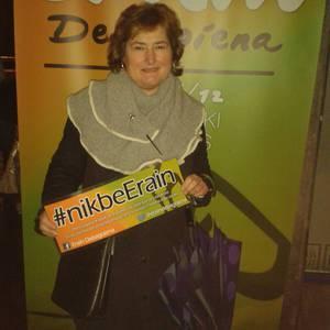 Indartsu hasi da sinadura bilketa! #nikbeERAIN