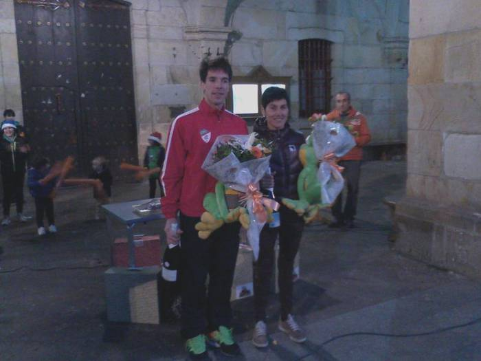 Yerai Varela eta Marisol Ramos onenak Oñatiko San Silvestrean