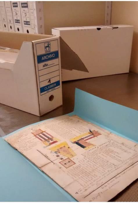 Gomendio familiaren dokumentuak garbitu eta deskribatuko dituzte