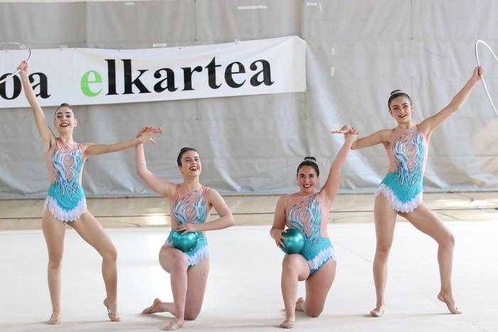 Maila bikaina gimnasia erritmikoko txapelketan - 37