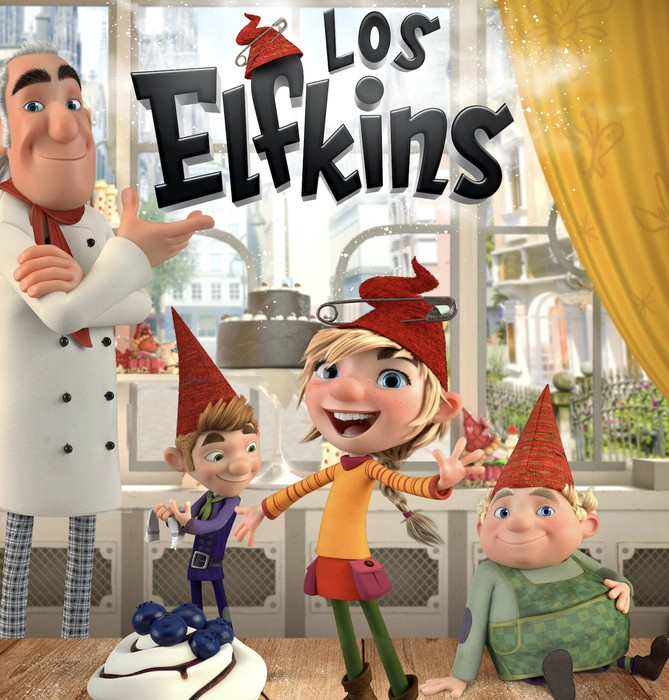 'Los Elfkins' pelikula