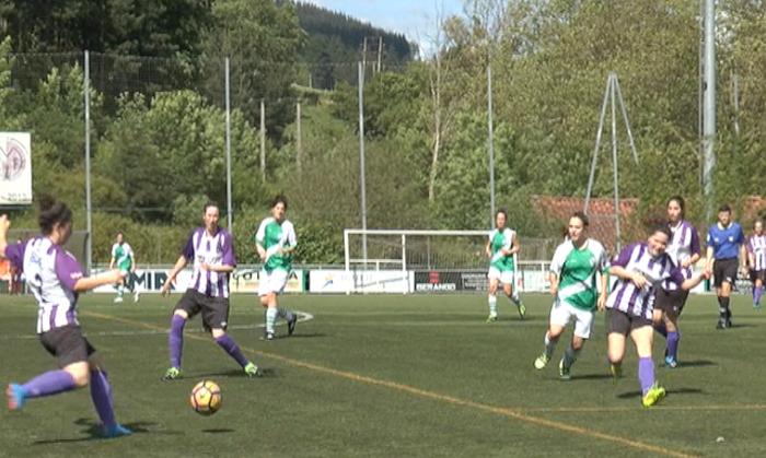 Mondrak 1-0 irabazi dio Allerruri Kopako final-laurdenetako norgehiagoka