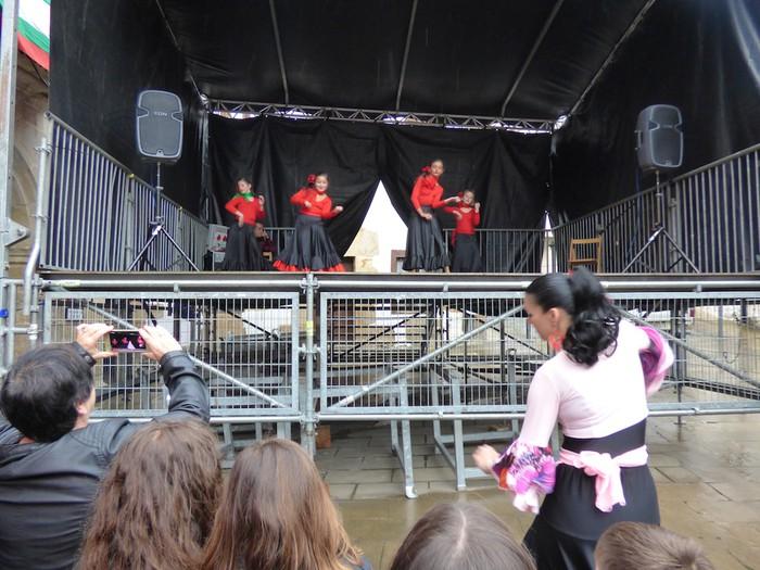 Ikusmina sortu du Maledantza taldeak flamenko erakustaldiarekin - 23