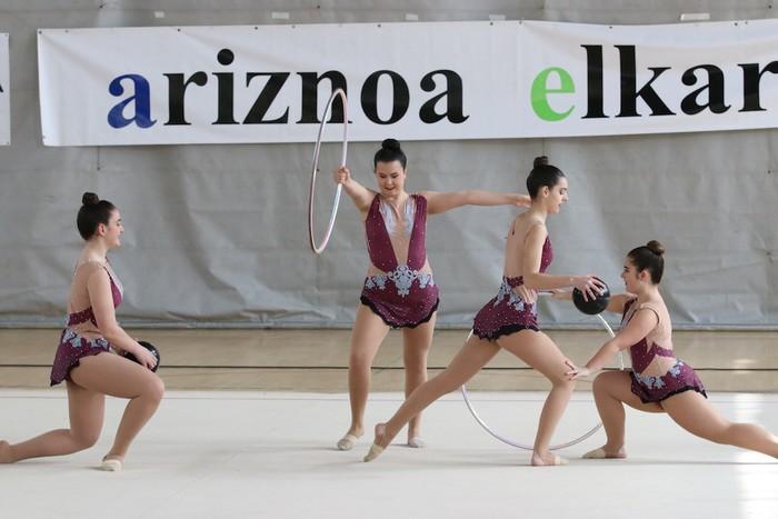 Maila bikaina gimnasia erritmikoko txapelketan - 65