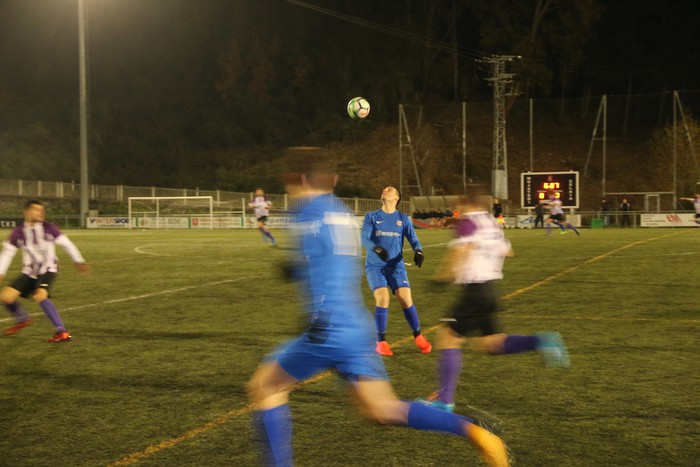 Liderrari irabazi dio Mondrak (1-0) - 11