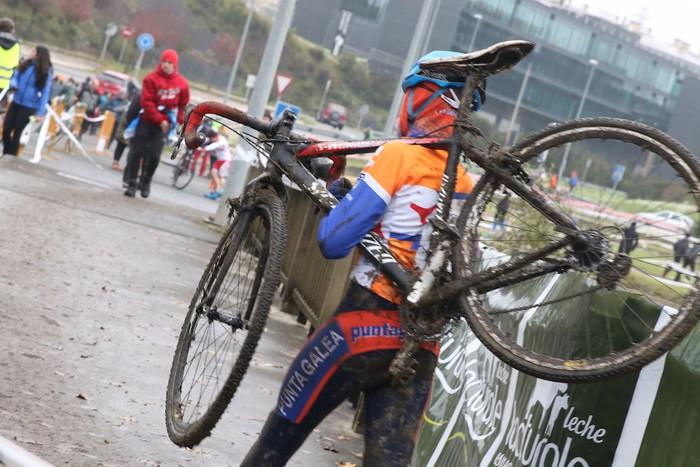 Ruiz de Larrinaga eta Lekuona garaile Arrasateko ziklo-krosean - 42