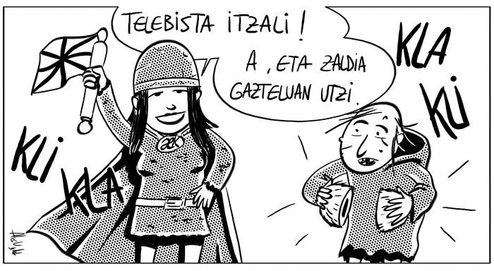 Klika, Korrika!
