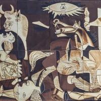 Txokolatezko 'Guernica' ikusgai