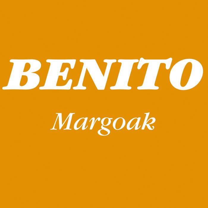 Benito margoak logotipoa