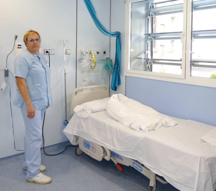 Debagoieneko Ospitalea, erditze naturalean aitzindaria