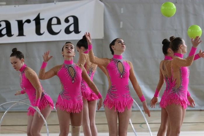 Maila bikaina gimnasia erritmikoko txapelketan - 16