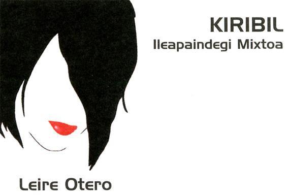 KIRIBIL ILE APAINDEGIA logotipoa