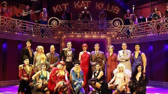 'Cabaret' musikala ikusteko irteera antolatu du Amuskak