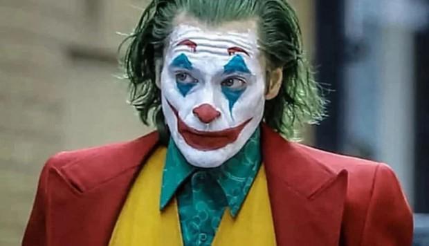 'Joker' filma