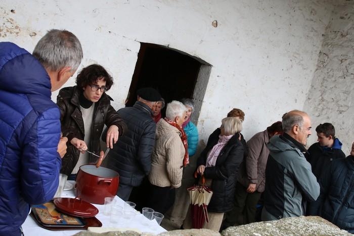 San Martin jaietako txerria dastatu dute Azkunetan - 5