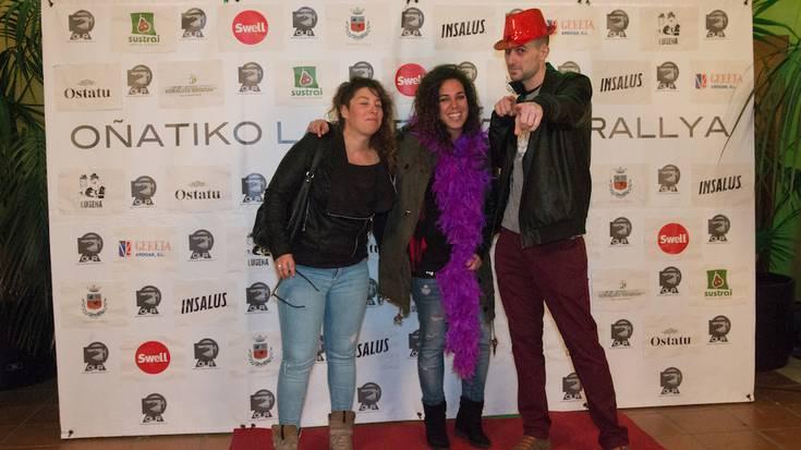 Guggenheim Productions taldeak irabazi du Oñatiko Laburmetrai Rallya