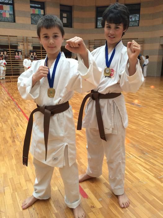 Shotokanekoak Euskadirekin