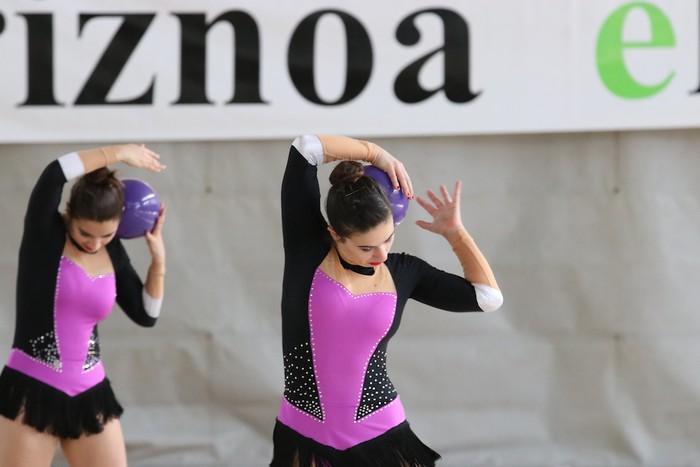 Maila bikaina gimnasia erritmikoko txapelketan - 42