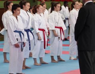 Euskadiko Karate Txapelketa Oñatin, bikain