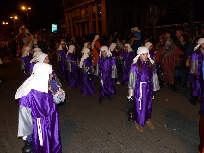 Errege Magoen desfile jendetsua Arrasaten - 23