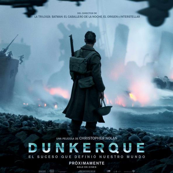'Dunkerke' filma, zineklubean