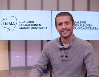 """Iraitz Lazkano: """"Indartsu dagoen erakundea da Uema"""""""