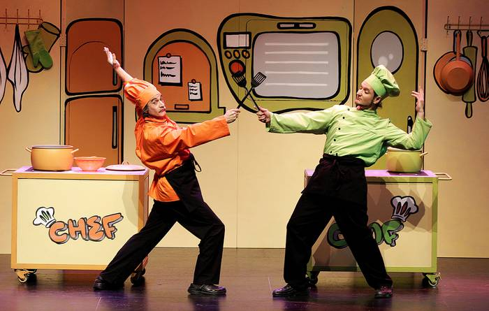 Trokolo teatroa: 'Chef Chof'