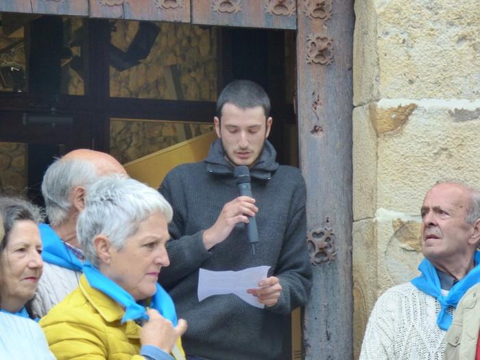 Txupinazoarekin eta trikitixa doinuekin hasiera eman diote San Martin jaiei - 10