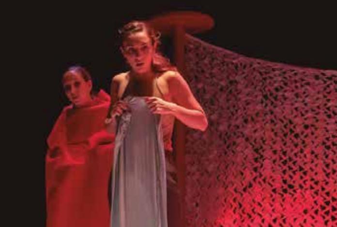'Ehuna' dantza emanaldia
