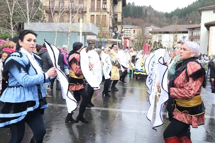 Aratusteetako desfilea Arrasaten - 33